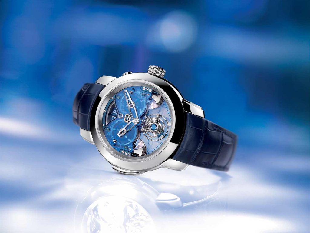 Imperial Blue Watch