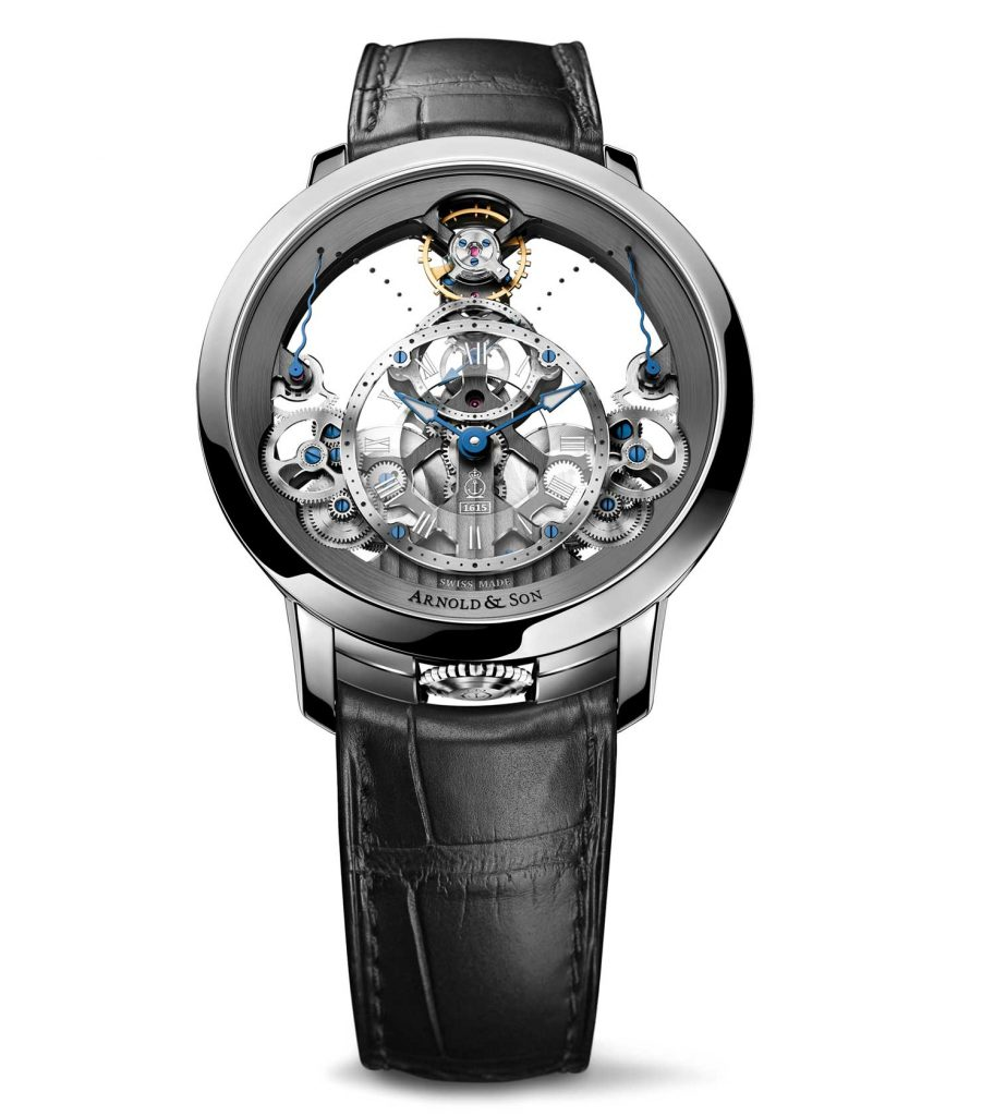 arnold and son Time pyramid