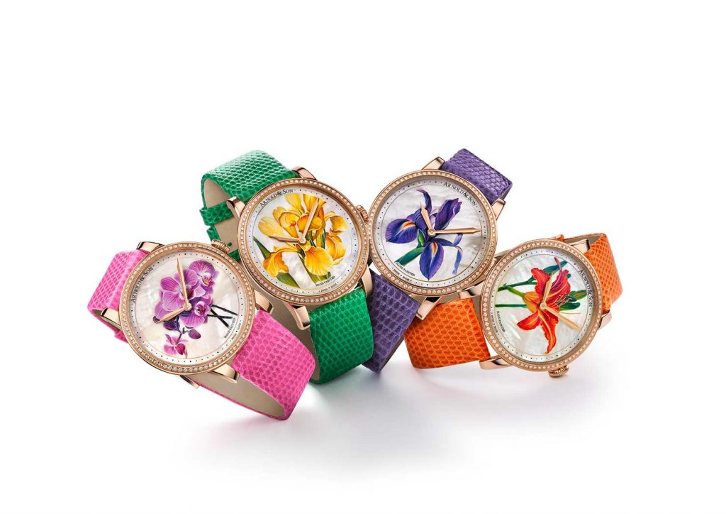HM Flower Special Edition Watches