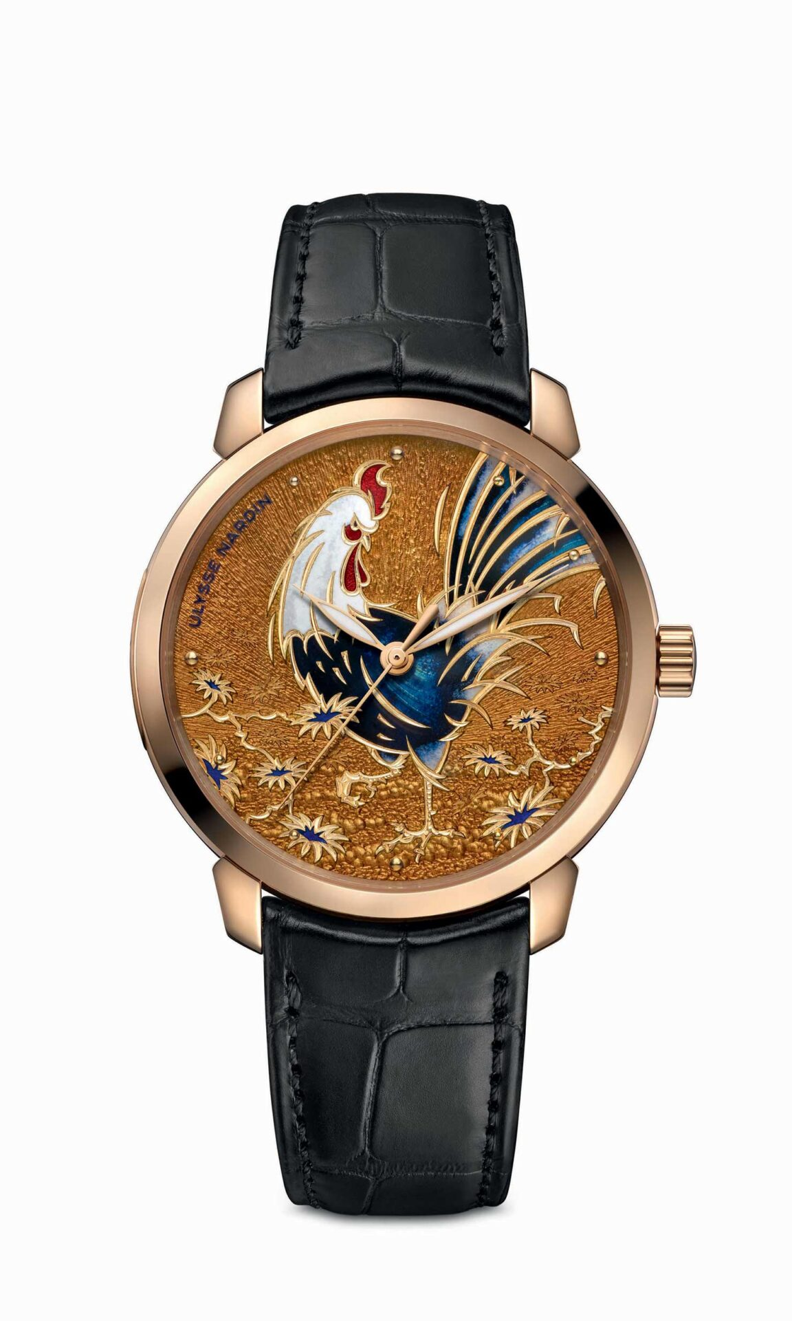 Ulysse Nardin Classico Collection Rooster