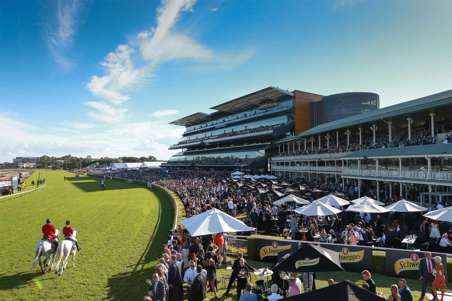 Longines Queen Elizabeth Stakes at the Royal Randwick