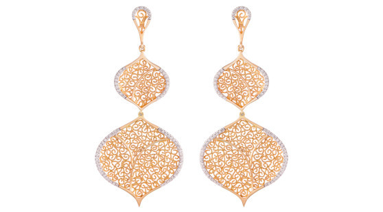 Eleuterio Heritage earrings