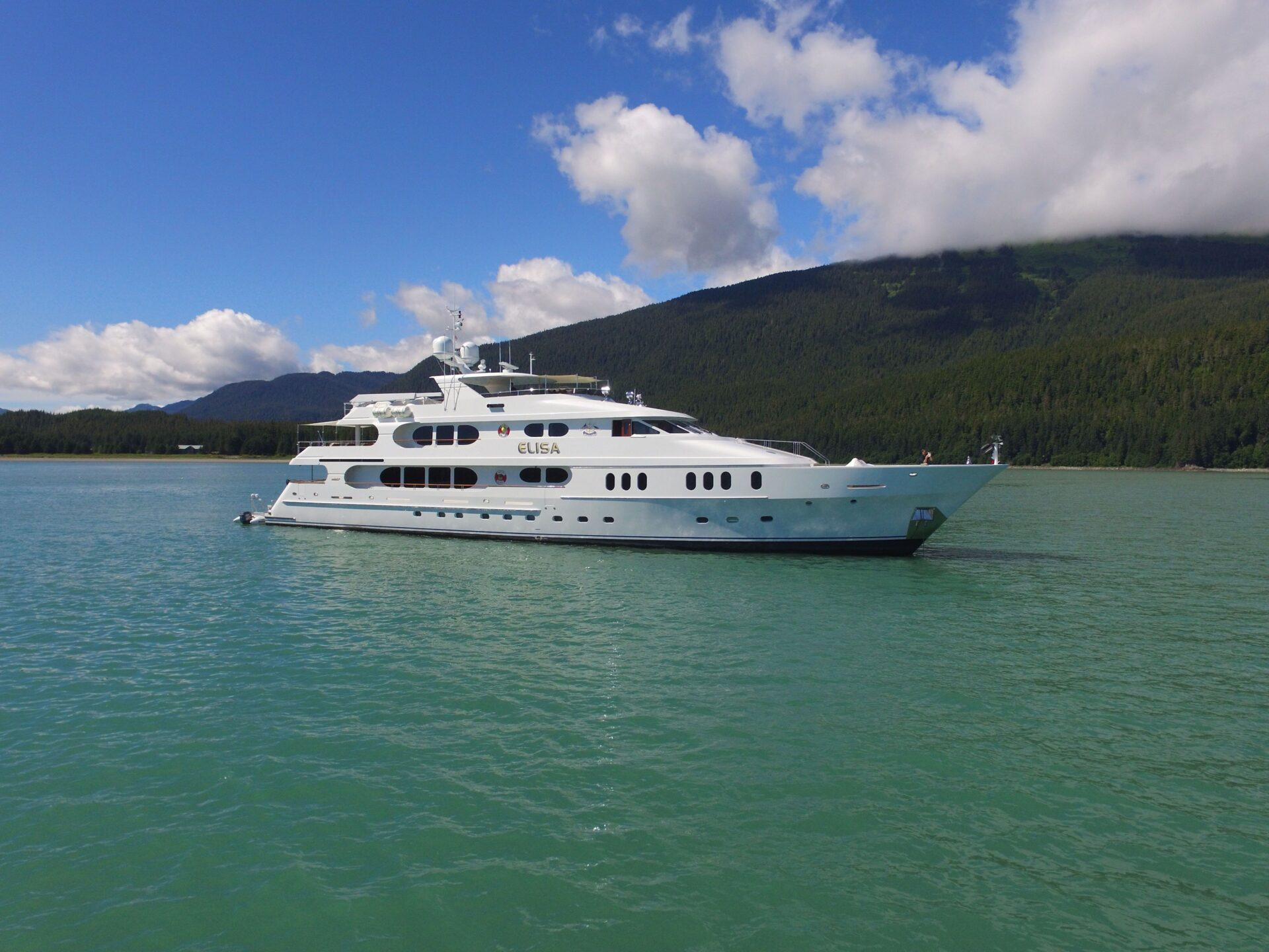 Christensen superyacht ELISA profile