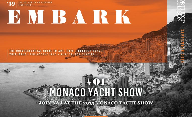 Embark main image featuring a photograph of the principality of Monaco