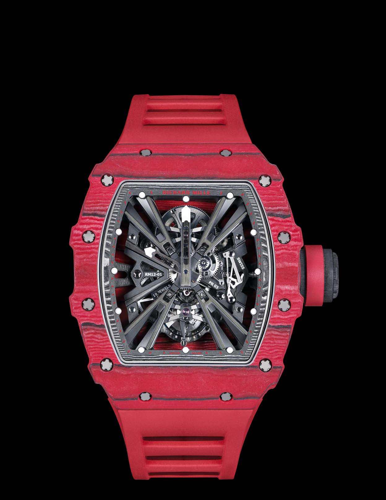 Richard Mille RM 12-01 Tourbillon