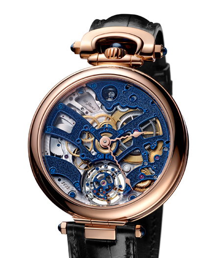 Bovet Virtuoso IX Double Time Zone