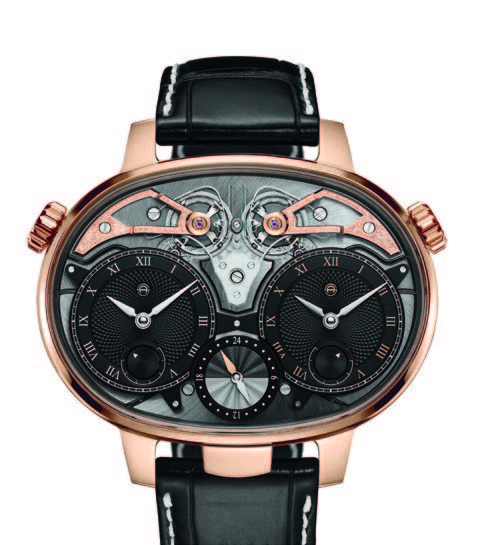 Armin Strom Dual Time Resonance Masterpiece