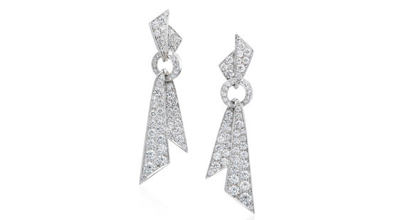 Gumuchian earrings