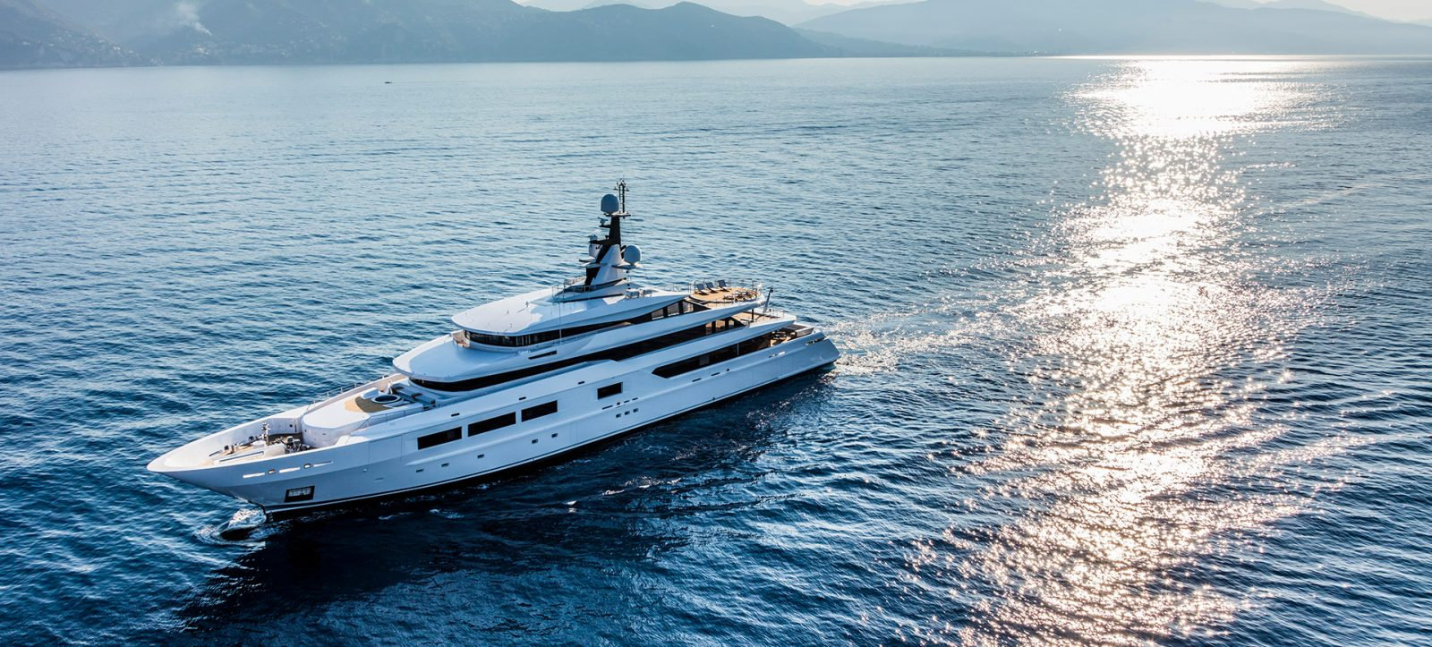 custom Superyacht Builders and Shipyards launching mega yacht