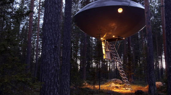 The UFO Glamping Hotel