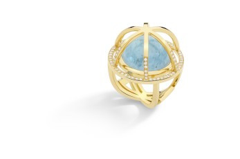 Yael Sonia Sphere Ring