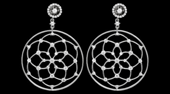 Leo Pizzo Collezione Merletti collection Earrings