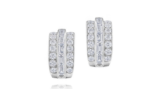 Kwiat Diamond earrings