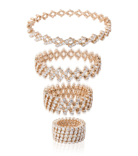 Serafino Consoli Eternity Bands