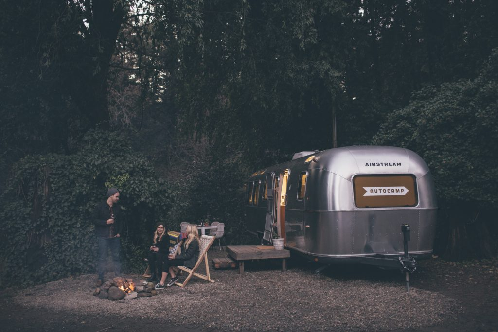 AutoCamp at Russian River, Guerneville