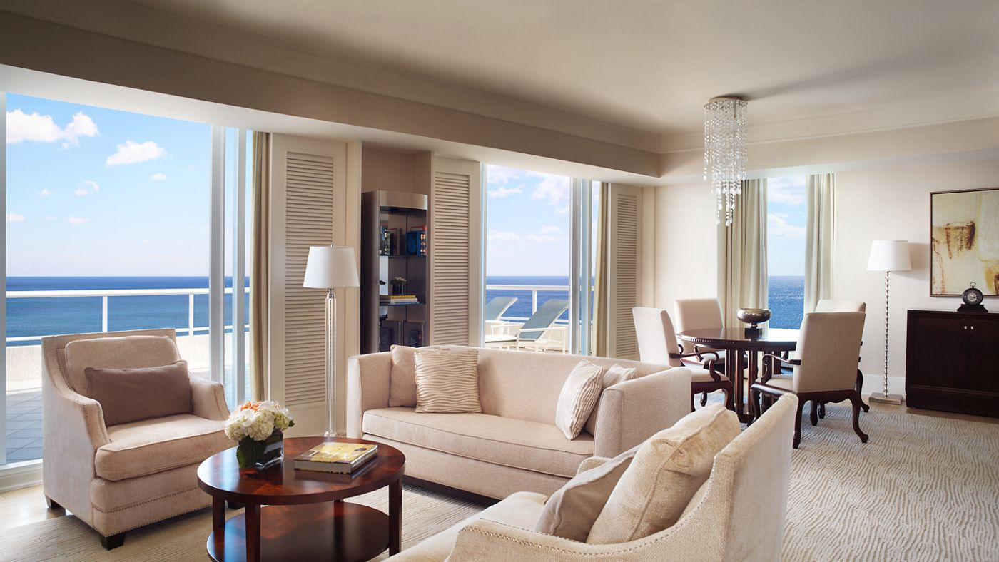The Ritz-Carlton Suite[1]