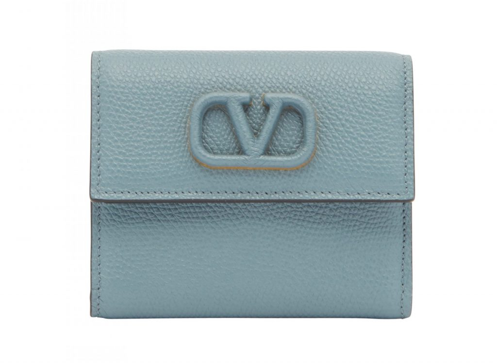Blue Valentino wallet